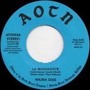 Wilma Dias | La Massagiste