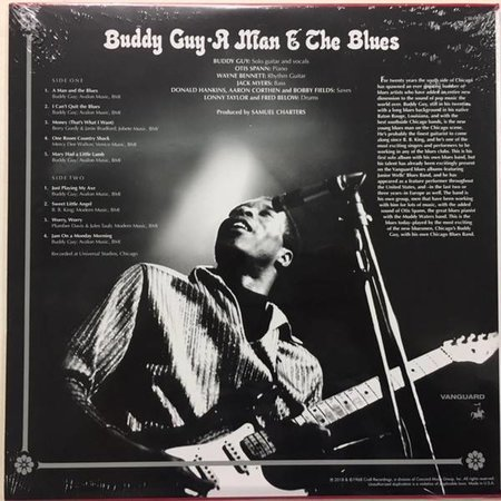 Buddy Guy | A Man And The Blues