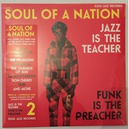 Various | Soul Of A Nation 2 - Jazz Is The Teacher, Funk Is The Preacher