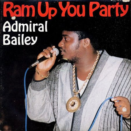 Admiral Bailey | Ram Up You Party