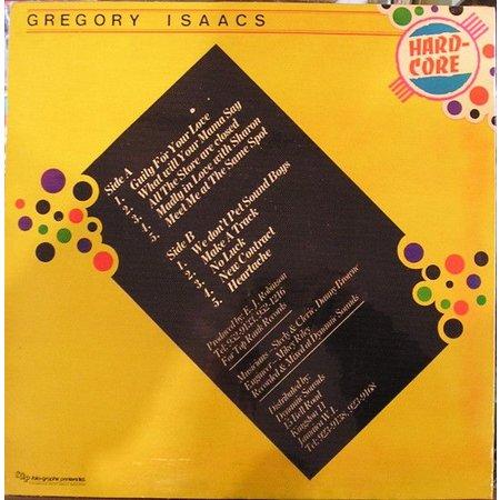 Gregory Isaacs   Hardcore