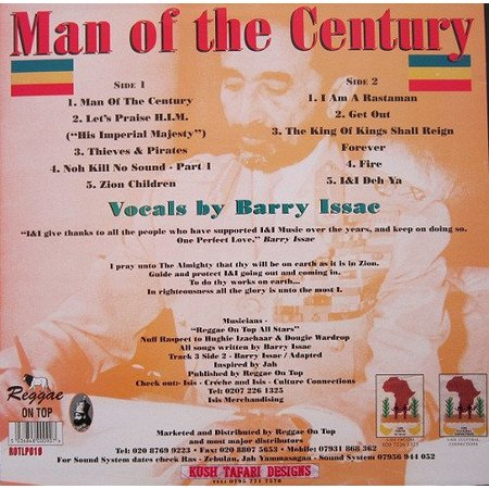 Barry Issac | Man Of The Century