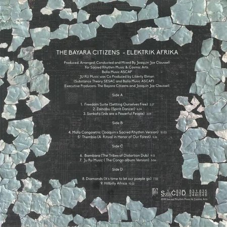 The Bayara Citizens | Elektrik Afrika