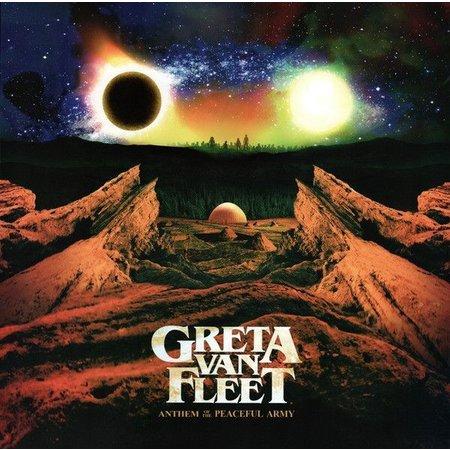 Greta Van Fleet | Anthem Of The Peaceful Army