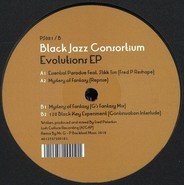 Black Jazz Consortium | Evolutions EP