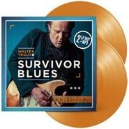 Walter Trout | Survivor Blues 180g 2LP (Orange Vinyl)