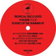 Moodena, Sartorial, Simon Kennedy | Tropical Disco Edits Vol. 4