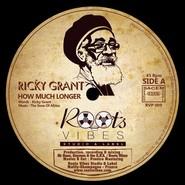 Ricky Grant, The Strangers (48) | How Much Longer / Strange Music