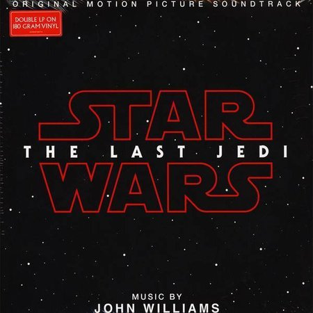 John Williams | Star Wars: The Last Jedi (Original Motion Picture Soundtrack)