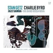 Stan Getz, Charlie Byrd   Jazz Samba + Big Band Bossa Nova
