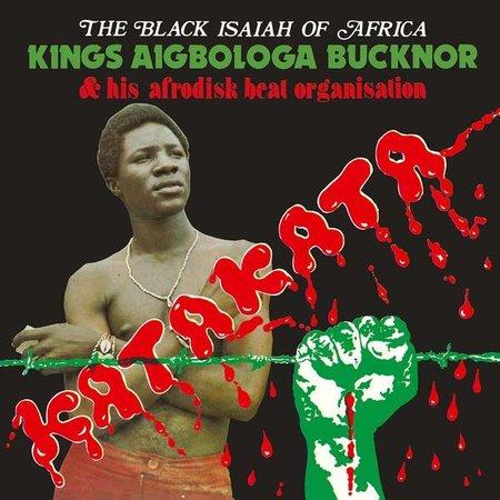 Kingsley Aigbologa Bucknor Jr., Afrodisk Beat Organisation | Vol. I - Katakata