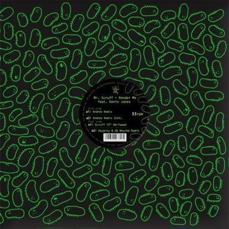 Mr. Scruff, Denis Jones | Render Me (Remixes)