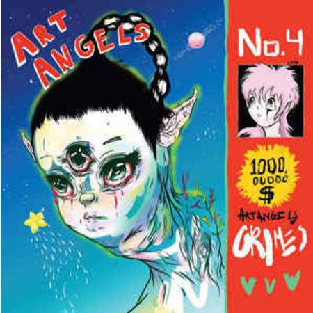 Grimes | Art Angels