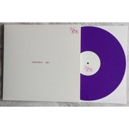 Aardvarck | 1991 Limited Edition, Numbered, Purple, Stamped