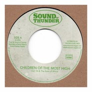 EARL 16 & THE SONS OF AFRICA | CHILDREN OF THE MOST HIGH
