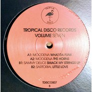 Sartorial, Moodena, Sammy Deuce | Tropical Disco Edits Vol. 7