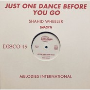 Shahid Wheeler | Just One Dance Before You Go