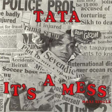 Tata Sibeko | It's A Mess / Afro Breakdance