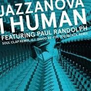 Jazzanova | I Human - Feat. Paul Randolph - Remixes 1 (Soul Clap / 2000 Black / G.I. Disco)