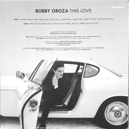 Bobby Oroza   This Love