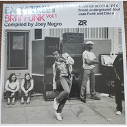 Joey Negro | Backstreet Brit Funk Vol.1 (A Collection Of The UK's Finest underground Soul, Jazz-Funk And Disco)