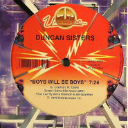Duncan Sisters, Chemise | Boys Will Be Boys / She Can't Love You