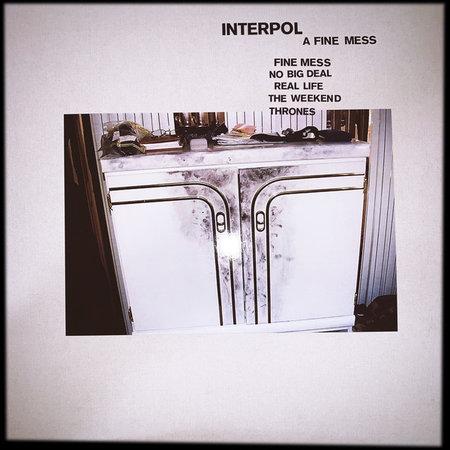 Interpol   A Fine Mess