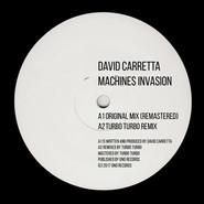 David Carretta | Machines Invasion