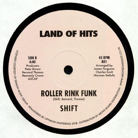 Shift | Roller Rink Funk