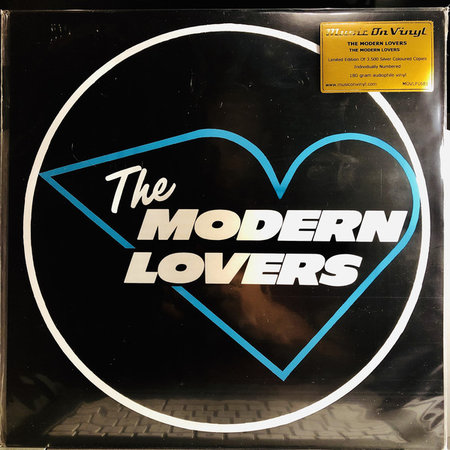 The Modern Lovers | The Modern Lovers (Silver vinyl)