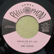 Jimi Tenor | Vocalize My Luv / Ki'igba