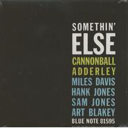Cannonball Adderley, Miles Davis, Hank Jones, Sam Jones, Art Blakey   Somethin' Else