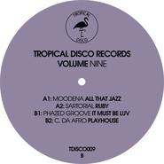 Moodena, Sartorial, C. Da Afro, Phazed Groove | Tropical Disco Records Vol.9