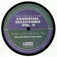 Theo Parrish, Marcellus Pittman | Essential Selections Vol. 2