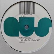Detroit Swindle | Rhythm Girl Swing EP