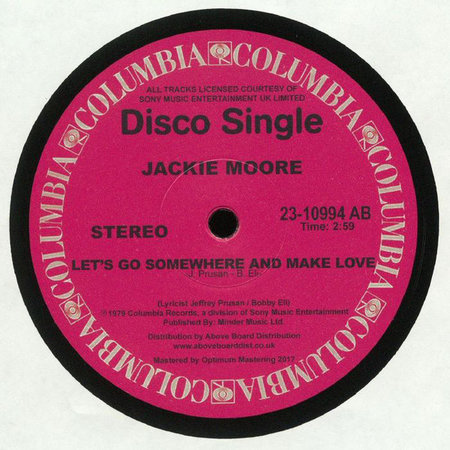 Jackie Moore | This Time Baby