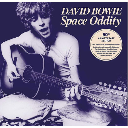 David Bowie | Space Oddity (50th Anniversary Edition)