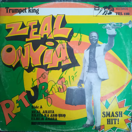 Zeal Onyiah | Trumpet King Zeal Onyia Returns