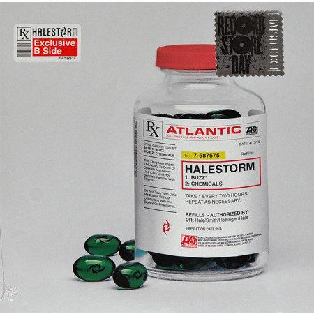 Halestorm | Buzz / Chemicals