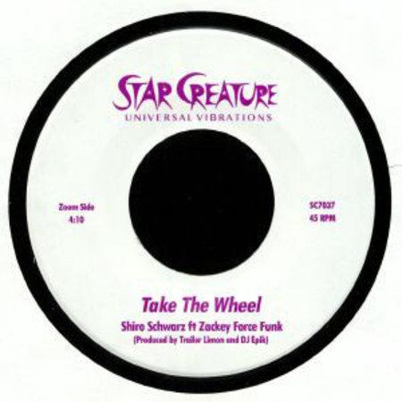 Shiro Schwarz, Zackey Force Funk   Take The Wheel