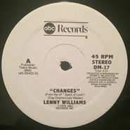 Lenny Williams | Changes
