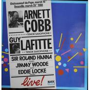Arnett Cobb, Guy Lafitte | Live In France