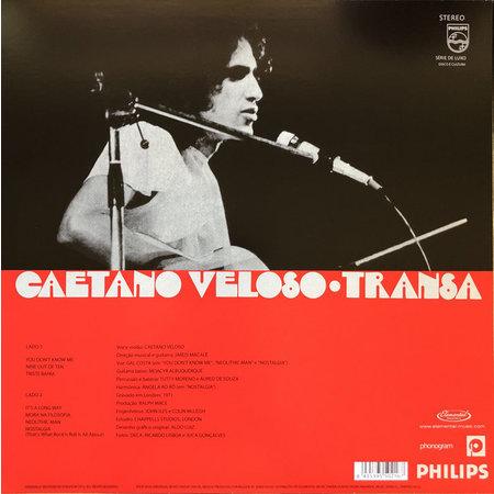 Caetano Veloso | Transa