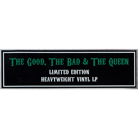 The Good, The Bad & The Queen   Merrie Land