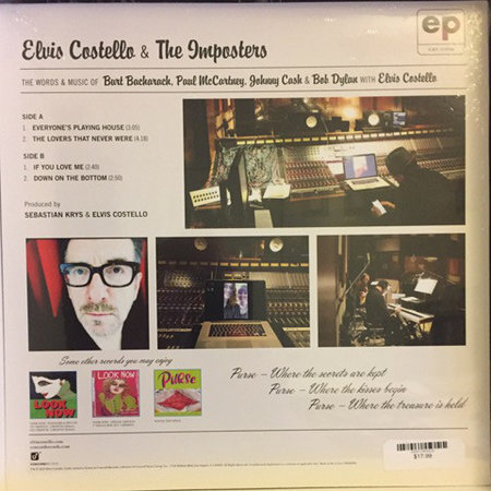 Elvis Costello & The Imposters | Purse
