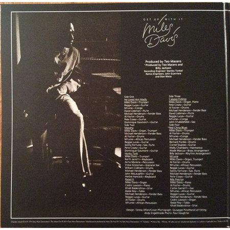 Miles Davis | Get Up With It