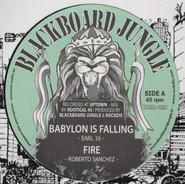 Earl Sixteen, Roberto Sanchez, Lutan Fyah, Rockdis All Stars | Babylon Is Falling / Fire / Survivor / Survival Dub