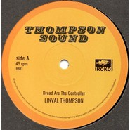 Linval Thompson | Dread Are The Controller