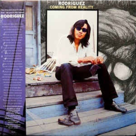 Sixto Rodriguez | Coming From Reality