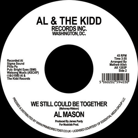 Al Mason   Good Lovin' / We Still Could Be Together
